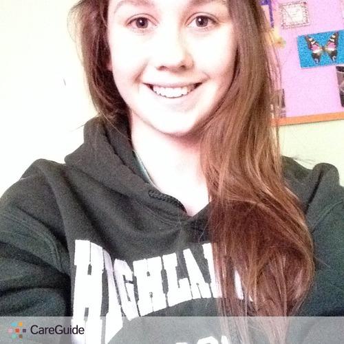 Child Care Provider Arianna Burt's Profile Picture