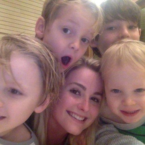 Canadian Nanny Provider Chloe Johnston's Profile Picture