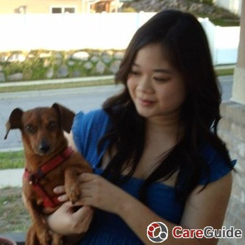 Pet Care Provider Nancy Sygnavong's Profile Picture