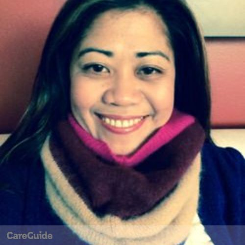 Canadian Nanny Provider Filipinas Abang's Profile Picture