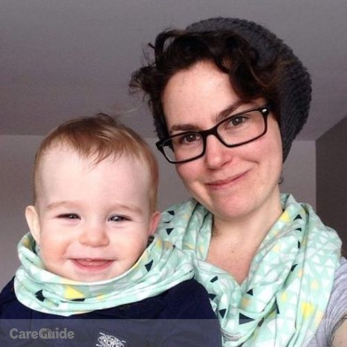 Canadian Nanny Provider Jessica Spoor's Profile Picture