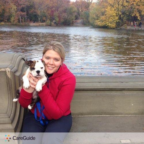 Pet Care Provider Amanda Shenkle's Profile Picture
