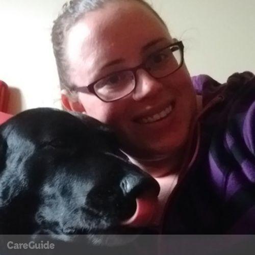 Canadian Nanny Provider Rebecca Jones's Profile Picture