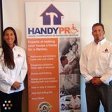 HandyPro can tackle many services...painting, caulking, drywall, carpentry, light plumbing/electrical, remodeling projects