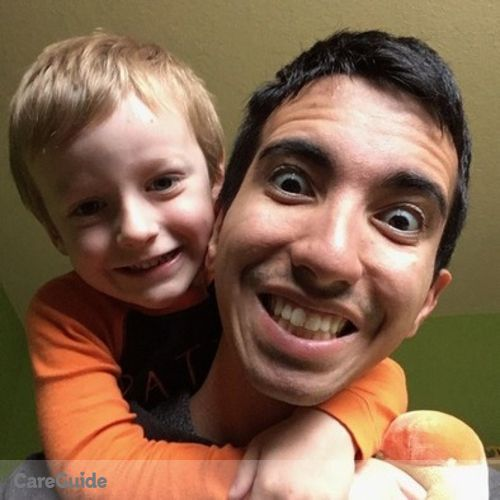 Canadian Nanny Provider Gabriel Bacelar's Profile Picture