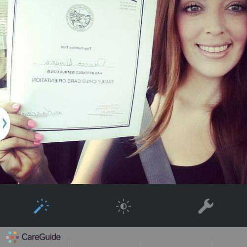 Child Care Provider Denisse Alvarez's Profile Picture