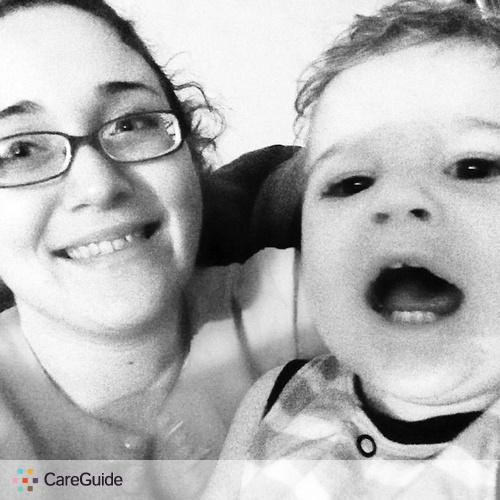 Child Care Provider Amelia Watson's Profile Picture