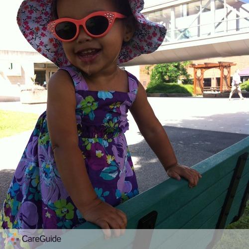 Child Care Job Alexandria Coulas's Profile Picture