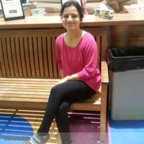 Canadian Nanny Provider Seema Hanji's Profile Picture