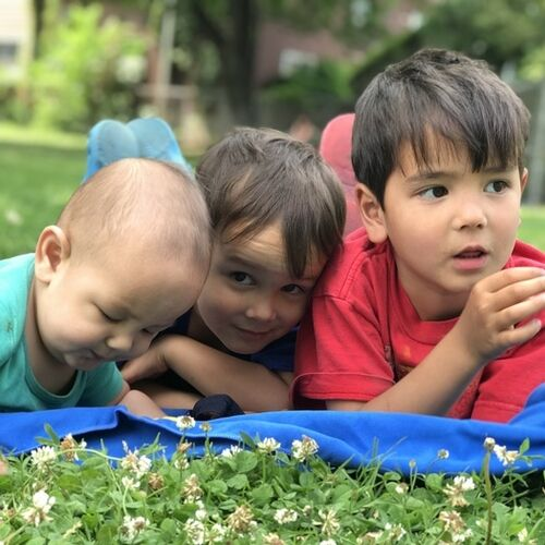 Seeking Part-Time (2 days/wk) nanny in the Junction neighbourhood in Toronto for three boys (18 mo, 4 yrs, 6 yrs)