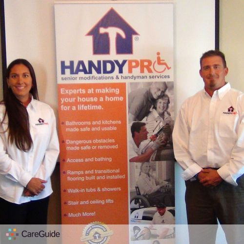 Handyman Job Cheryl Karrer's Profile Picture