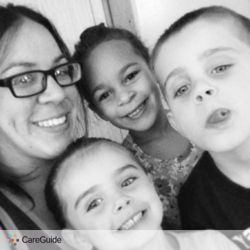 Child Care Provider Allyssa Stewart's Profile Picture