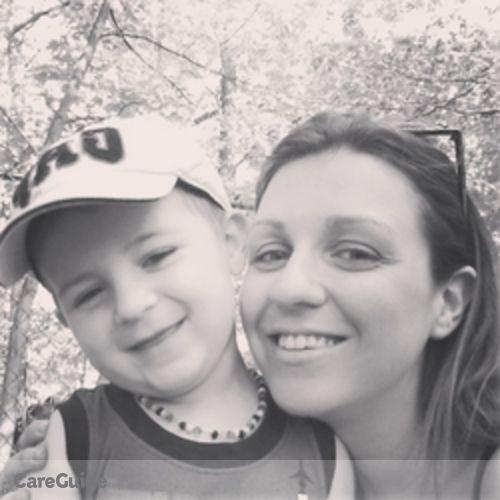 Canadian Nanny Provider Jessica Buttars's Profile Picture