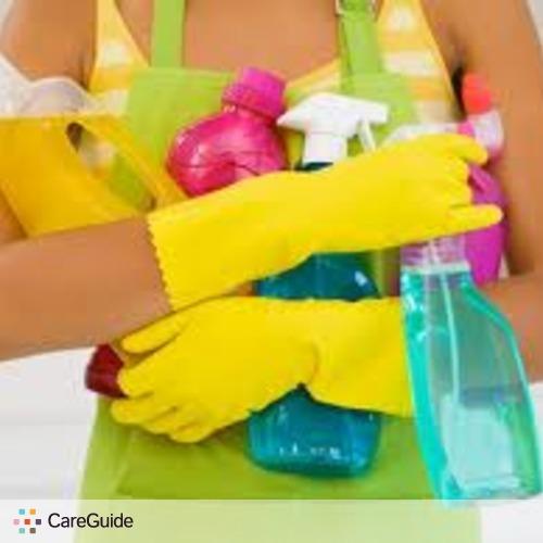 Housekeeper Provider Rushangul Aymanbetova's Profile Picture