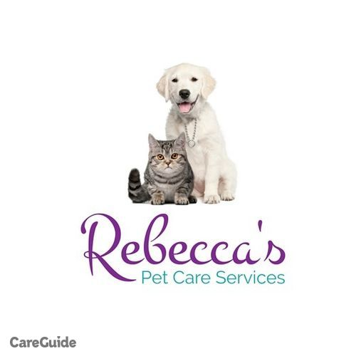 Pet Care Provider Rebecca's Pet Care Services's Profile Picture