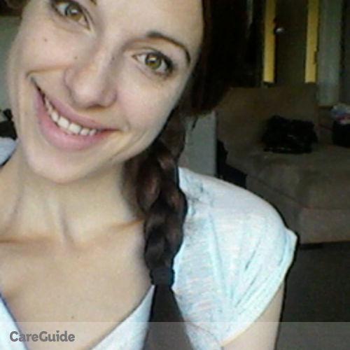 Canadian Nanny Provider Jessica T's Profile Picture