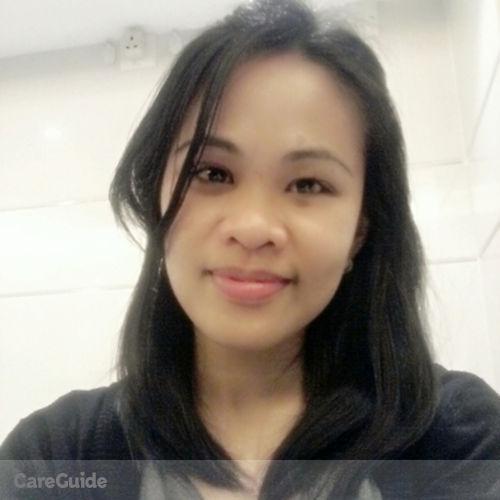 Child Care Provider Mylene Tabago's Profile Picture