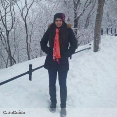Canadian Nanny Provider Sophia Roman's Profile Picture