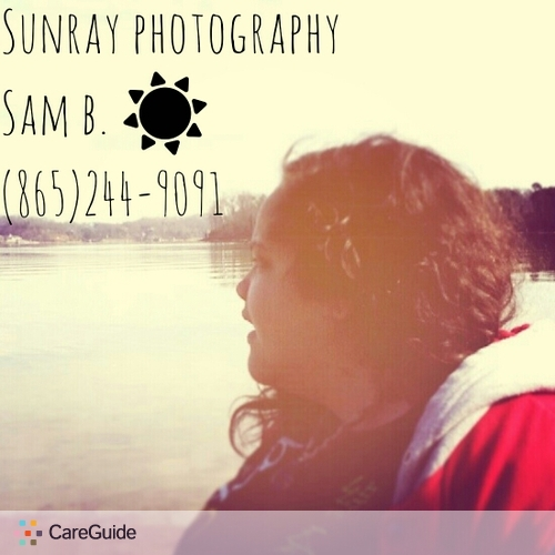 Photographer Provider Samantha Brown's Profile Picture