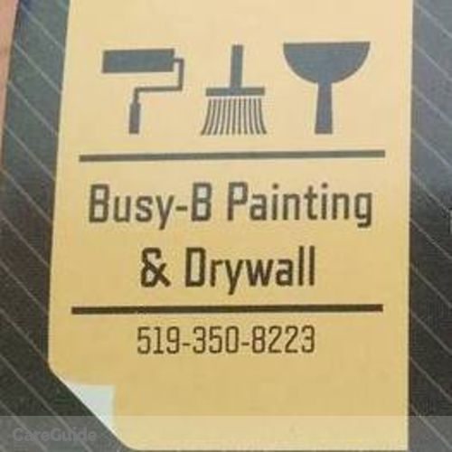 Painter Provider Brian Gagnier's Profile Picture