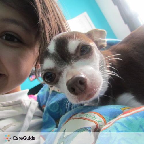 Pet Care Provider Alejandra Chapa's Profile Picture