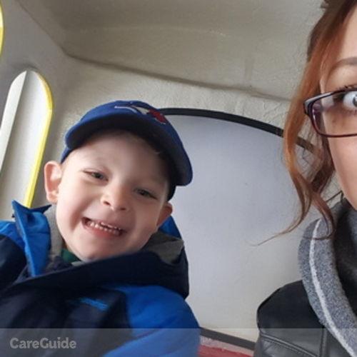 Canadian Nanny Provider Jessica Mitchell's Profile Picture