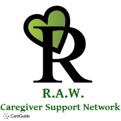 Housekeeper Provider R.A.W. Caregiver Support Network's Profile Picture