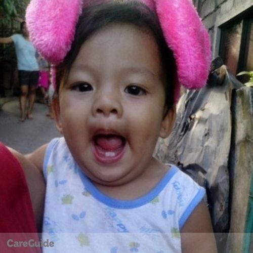 Canadian Nanny Provider Enrizza R's Profile Picture