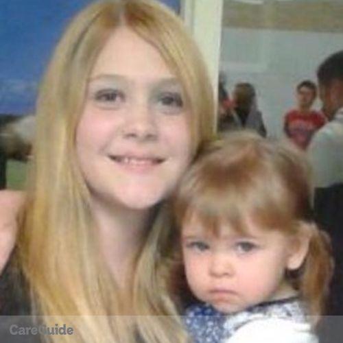 Child Care Provider Cassie U's Profile Picture