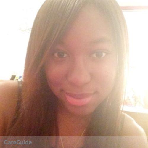 Canadian Nanny Provider Olivia Phillip's Profile Picture