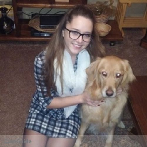Pet Care Provider Bri W's Profile Picture