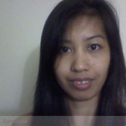 Canadian Nanny Provider Sheryl Suniega's Profile Picture