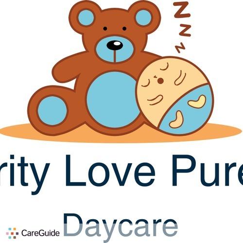 Child Care Provider Charity Love-Pureifoy's Profile Picture
