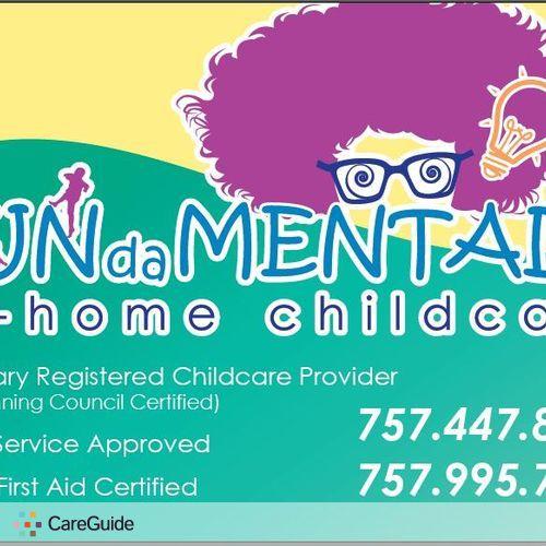 Child Care Provider Marcel Harris's Profile Picture