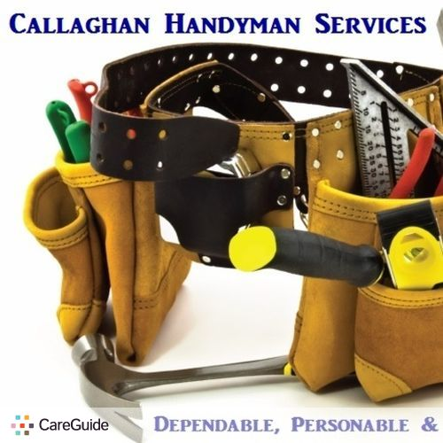 Handyman Provider Stephen Callaghan's Profile Picture