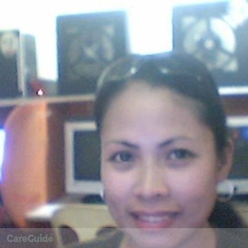 Canadian Nanny Provider Genevieve Lagutan's Profile Picture