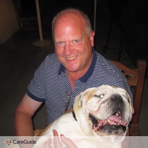 Pet Care Provider Jim Weaver's Profile Picture