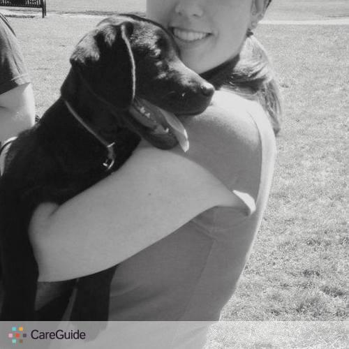 Pet Care Provider Nicole Pariseau's Profile Picture
