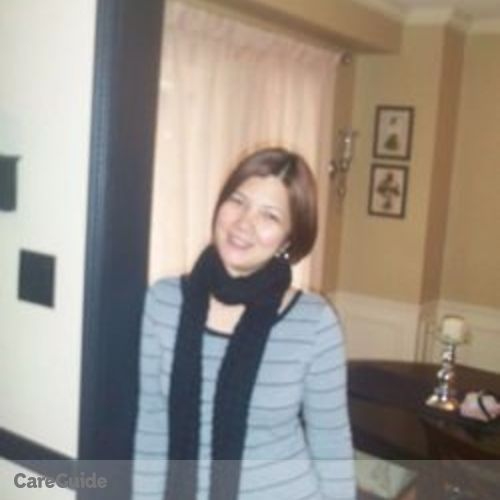 Canadian Nanny Provider Ethel Carreon's Profile Picture