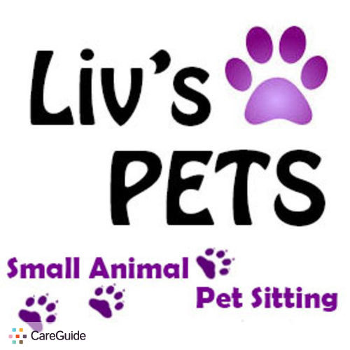 Pet Care Provider Olivia Hart's Profile Picture