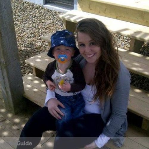 Canadian Nanny Provider Emily MacLean's Profile Picture