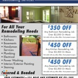 Interior/Exterior Painting and Remodeling