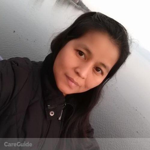 Canadian Nanny Provider Rochelle Rico's Profile Picture
