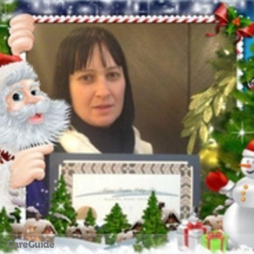 Canadian Nanny Provider Alina Verman's Profile Picture