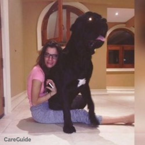 Pet Care Provider Brittany Buxo's Profile Picture