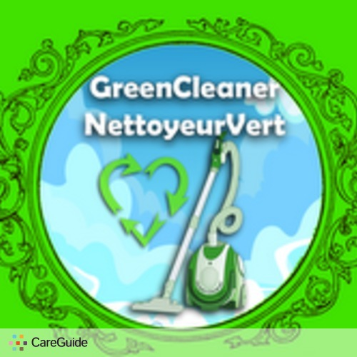 Housekeeper Provider Green Cleaner's Profile Picture