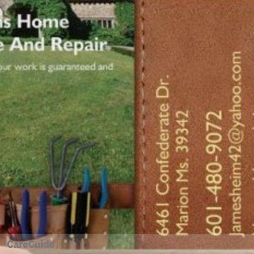 Handyman Provider James Heim's Profile Picture