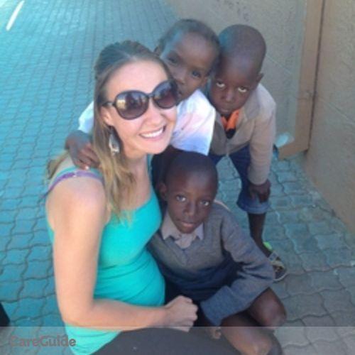 Canadian Nanny Provider Katie Lawson's Profile Picture