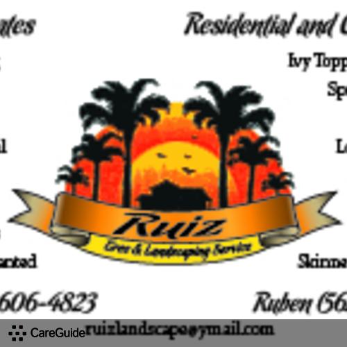Gardener Provider Roger Ruiz's Profile Picture