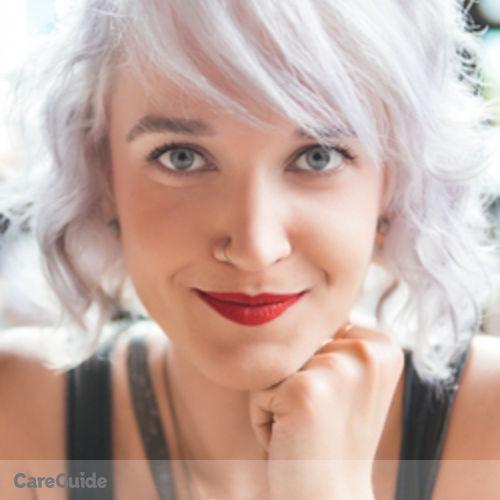 Canadian Nanny Provider Celeste McCabe's Profile Picture